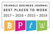 Triangle Business Journal - 2016 Best Places to Work
