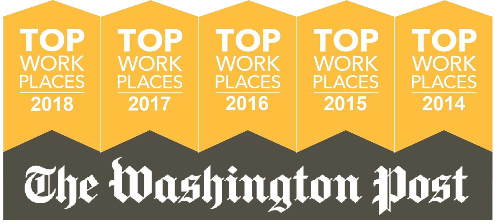 The Washington Post - 2018 Top Places to Work