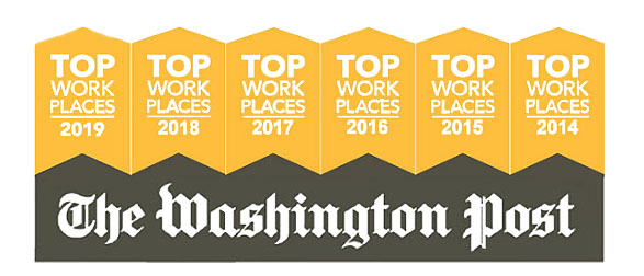 The Washington Post - 2019 Top Places to Work