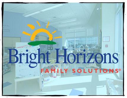 Bright Horizons on-site daycare